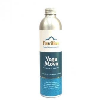 Huile de massage yoga moves 150ml