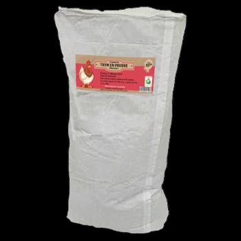 Thym en poudre sac 25kg