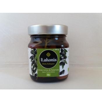 Olives noires BIO de Kalamata 290g