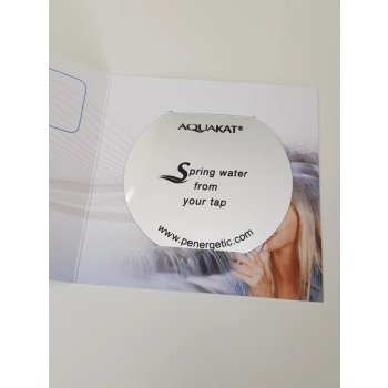 Adoucisseur 100% écologique - Aquakat Disque Vitalisant