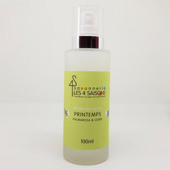 Déodorant artisanal et naturel - Palmarosa et cèdre
