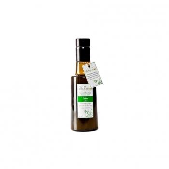 Huile d'olive saveur coriandre et citron vert 250 ml