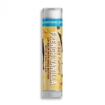 Baume à Lèvres Hydratant- CRAZY RUMORS French vanilla