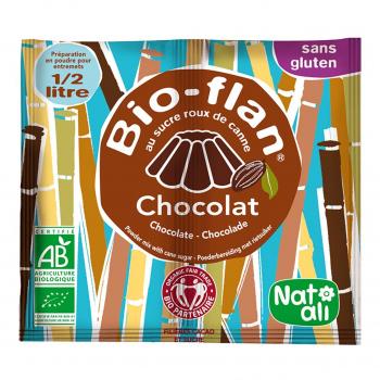Bioflan entremet chocolat 0,5l 37g bio - Nat-Ali