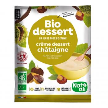 Préparation pour crème châtaigne 60g bio - Nat-Ali