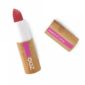 Rouge à lèvres Soft Touch - ZAO 435 - Rouge grenade