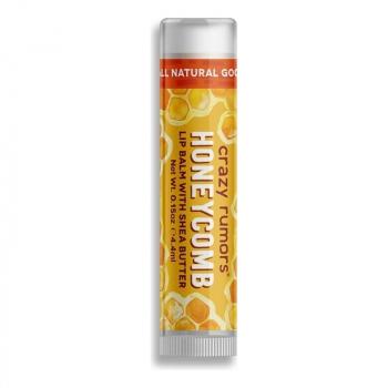 Baume à Lèvres Hydratant- CRAZY RUMORS Honey Comb