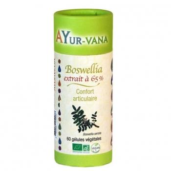 Boswellia Bio - 60 gélules - Ayurvana
