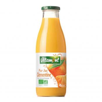 Jus de Clémentine Bio 0.75L-Vitamont