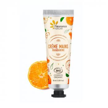 Creme mains - mandarine