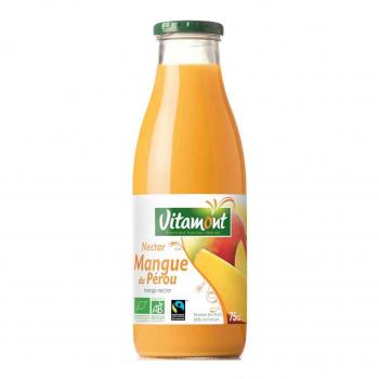 Nectar de mangues 75cl bio - Vitamont