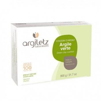 ARGILETZ - Coussins d'Argile Verte 36 alvéoles 900 gr
