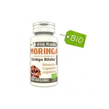 Moringa BIO Mémoire - 60 gélules - LT Labo