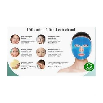 Masque Gel Thermo Thérapeutique