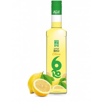 Sirop de citron BIO