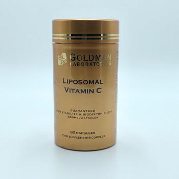 Vitamine C liposomale 500 mg Goldman