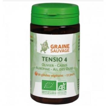 Tensio 4 - Graine Sauvage - 90 Gélules