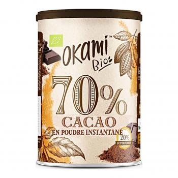 Cacao 70% Bio 250g - Okami
