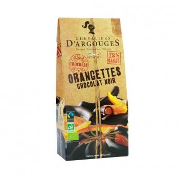 Les Chevaliers d'Argouges - Orangettes Bio 160g