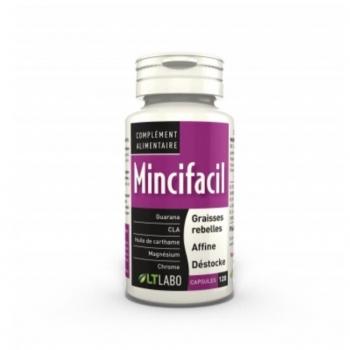 Mincifacil - fat burner - LT Labo - 120 Gélules