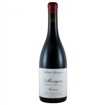 """Michel guignier morgon """"canon""""  bio rouge x 3 bouteilles 2017 bio"""