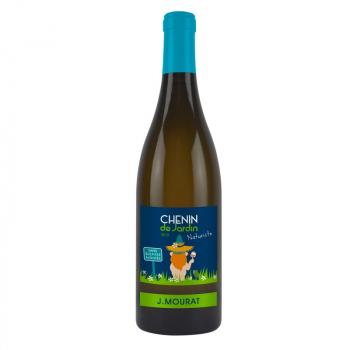 Domaine mourat vendee igp chenin de jardin blanc x 3 bouteilles 2020 bio
