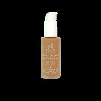 Fond de Teint Fluide Bio BOHO Fluid Foundation 06 Caramel - BOHO GREEN MAKE-UP