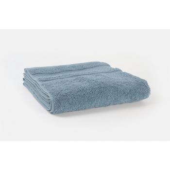 Drap de douche coton 70/130 600g bleu nébuleux