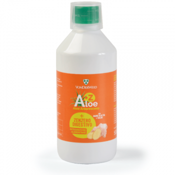 Jus d'Aloès arborescens + gingembre 500 ml
