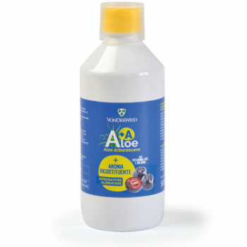 Jus d'Aloe arborescens + aronia 500ml