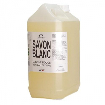 Lessive Liquide - savon blanc 5L