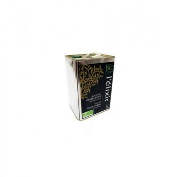 L'élixir - Huile d'olive vierge extra biologique - 3L