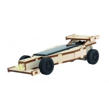 Maquette Formule 1 solaire en bois
