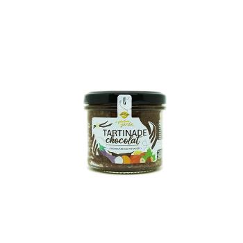 Tartinade Chocolat Bio 90g  Le Fabuleux Jardin