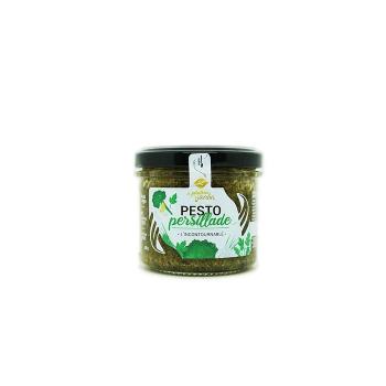 Pesto Persillade Bio 90g Le Fabuleux Jardin