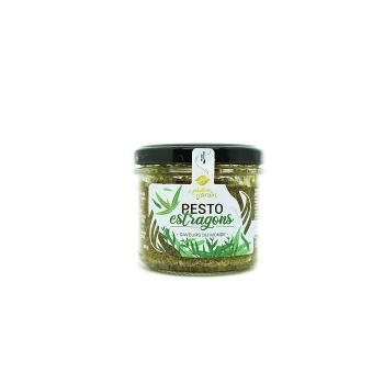 Pesto Estragon Bio 90g Le Fabuleux Jardin