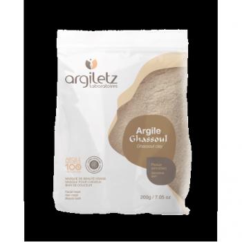 ARGILETZ - Argile Ghassoul ultra-ventilée en boite de 200 gr
