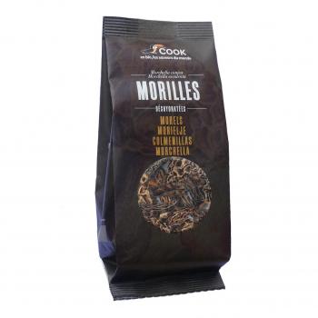 Morille déshydratées 15g bio - Cook