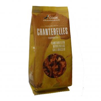 Chanterelles déshydratées 25g bio - Cook