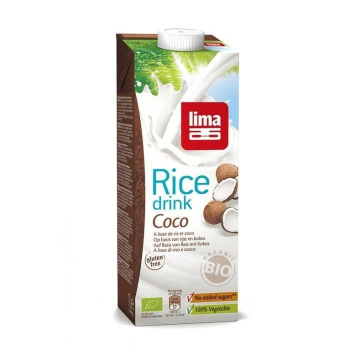 Rice drink coco 1l LIMA
