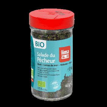 Lima - Salade Du Pêcheur Paillette 40g (SAUPOUDREUR)