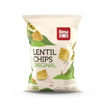 Lima - Lentils Chips Original 90g