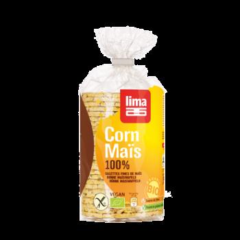 Lima - Galettes Fines De Maïs 140g (100% Maïs)