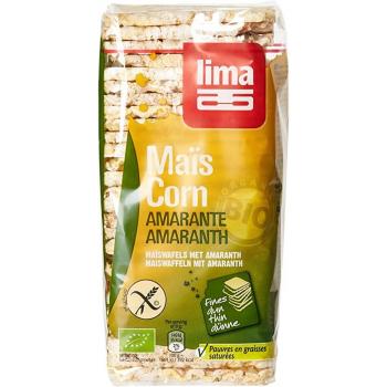 Lima - Galettes Fines De Maïs À L'amarante 140g