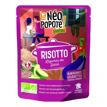 DANIVAL - risotto aux légumes du soleil 250g