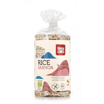Lima - Galettes De Riz Quinoa 100g