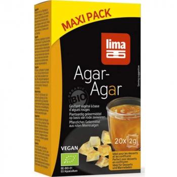 Lima - Agar-Agar Maxi Pack 20x2g