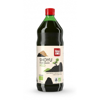 Bio-shoyu 1l (goût délicat) LIMA