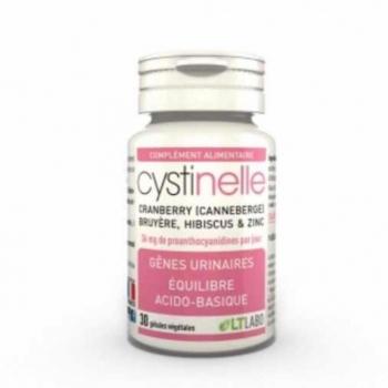 Cystinelle - LT Labo - 30 Gélules