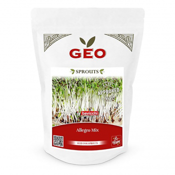 Mix Allegro - Graines à germer bio - 400g - Geo